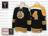 BOBBY ORR 1972 Mitchell & Ness Authentic Throwback Boston Bruins  Away Jerseys - BACK