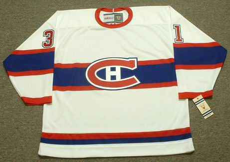 CAREY PRICE Montreal Canadiens 1946 CCM Vintage Throwback NHL Hockey Jersey  - Custom Throwback Jerseys cd5855014f2