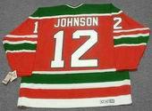MARK JOHNSON New Jersey Devils 1988 CCM Vintage Throwback NHL Hockey Jersey