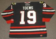 JONATHAN TOEWS Chicago Blackhawks CCM Alternate Home NHL Hockey Jersey