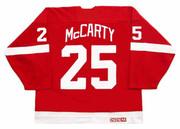 DARREN McCARTY Detroit Red Wings 2002 Away CCM Throwback Hockey Jersey - BACK