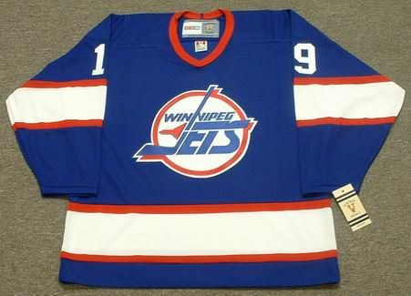 new products 371ce cc15c SHANE DOAN Winnipeg Jets 1995 CCM Vintage Throwback Away NHL Hockey Jersey