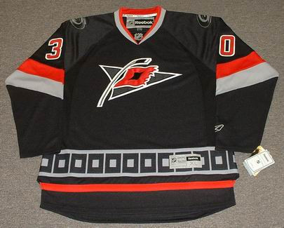 CAM WARD Carolina Hurricanes 2010 REEBOK Throwback NHL Hockey Jersey -  Custom Throwback Jerseys 66357b94c