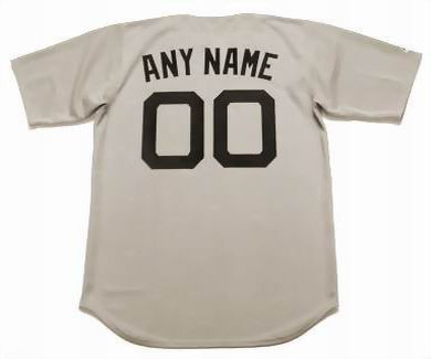 07e9e18e8 NEW YORK YANKEES 1929 Majestic Cooperstown Away Jersey Customized