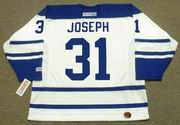 CURTIS JOSEPH Toronto Maple Leafs 2001 CCM Throwback NHL Hockey Jersey