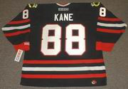 PATRICK KANE Chicago Blackhawks 2009 CCM Alternate Throwback NHL Jersey