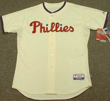 san francisco af419 1c1c5 CHASE UTLEY Philadelphia Phillies 2012 Majestic Authentic