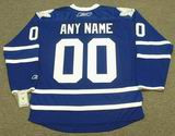 "TORONTO MAPLE LEAFS 2012 Reebok Home Jersey Customized ""Any Name & Number(s)"""