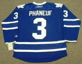DION PHANEUF Toronto Maple Leafs 2014 REEBOK Throwback NHL Hockey Jersey