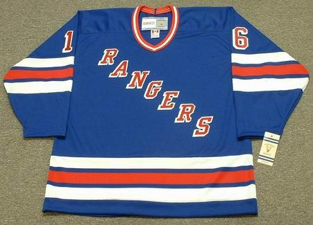 buy online 4d852 6d7ea MARCEL DIONNE New York Rangers 1987 CCM Vintage Throwback NHL Hockey Jersey