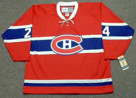 83a76f41e MICKEY REDMOND Montreal Canadiens 1968 CCM Vintage Throwback NHL Hockey  Jersey - Custom Throwback Jerseys