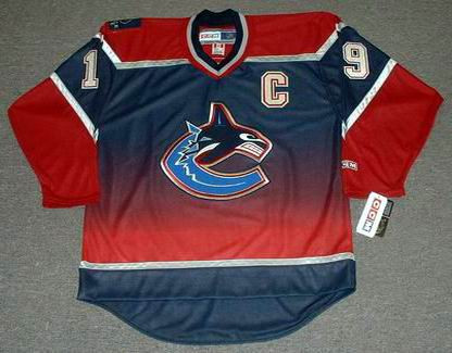 low cost fecd5 f15b8 MARKUS NASLUND Vancouver Canucks 2002 CCM Throwback NHL Hockey Jersey