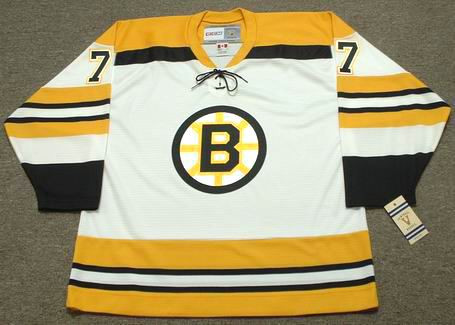 size 40 9befe b4cbd PHIL ESPOSITO Boston Bruins 1972 CCM Vintage Throwback Home NHL Hockey  Jersey