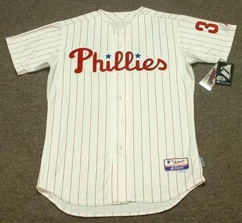 competitive price e5b60 aa280 COLE HAMELS Philadelphia Phillies 2012 Majestic
