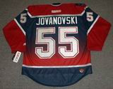 ED JOVANOVSKI Vancouver Canucks 2002 CCM Throwback NHL Hockey Jersey