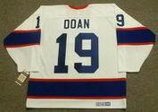 SHANE DOAN Winnipeg Jets 1995 CCM Vintage Throwback Home NHL Hockey Jersey