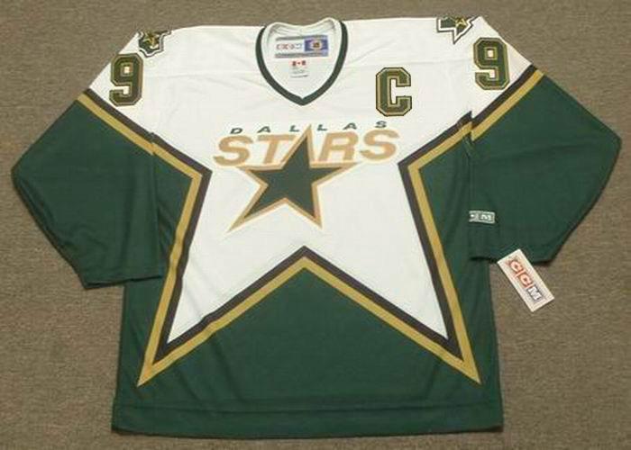 dallas stars home jersey
