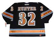 DALE HUNTER Washington Capitals 1998 CCM Vintage Away NHL Hockey Jersey