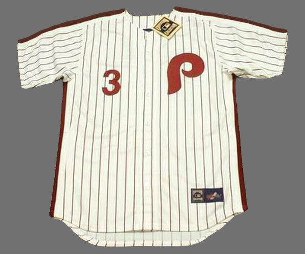 purchase cheap f68b7 1b365 DALE MURPHY Philadelphia Phillies 1991 Majestic Cooperstown Throwback  Baseball Jersey