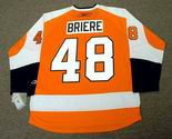 DANIEL BRIERE Philadelphia Flyers 2010 REEBOK Throwback NHL Hockey Jersey
