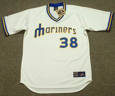 209328bf257d8f RAY FOSSE Seattle Mariners 1977 Majestic Cooperstown Throwback Baseball  Jersey - Custom Throwback Jerseys
