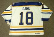 DANNY GARE 1980 CCM Home Buffalo Sabres Jersey - BACK