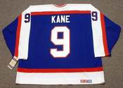 EVANDER KANE Winnipeg Jets 1980's CCM Vintage Throwback NHL Hockey Jersey