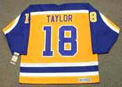 DAVE TAYLOR Los Angeles Kings 1980 CCM Vintage Home NHL Hockey Jersey