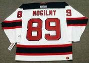 ALEXANDER MOGILNY New Jersey Devils 2001 Home CCM NHL Vintage Throwback Jersey