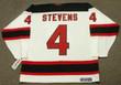 SCOTT STEVENS New Jersey Devils 2003 Home CCM Throwback NHL Hockey Jersey - BACK