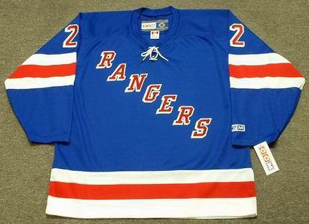 buy popular 58d10 79f98 NICK FOTIU New York Rangers 1976 CCM Throwback Hockey Jersey