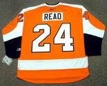 MATT READ Philadelphia Flyers REEBOK Home NHL Hockey Jersey