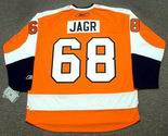 JAROMIR JAGR Philadelphia Flyers 2011 REEBOK Throwback NHL Hockey Jersey