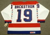 NICKLAS BACKSTROM Washington Capitals CCM Vintage Throwback Away NHL Jersey
