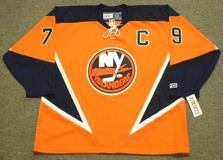 size 40 36501 0cad6 ALEXEI YASHIN New York Islanders 2006 CCM Throwback NHL Hockey Jersey