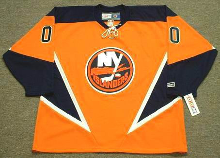 low priced 2c11f 97359 NEW YORK ISLANDERS 2006 CCM Throwback Jersey Customized