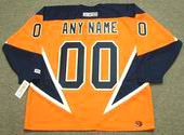 "NEW YORK ISLANDERS 2006 CCM Throwback Jersey Customized ""Any Name & Number(s)"""