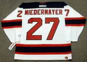 SCOTT NIEDERMAYER New Jersey Devils 2003 Home CCM NHL Vintage Throwback Jersey