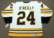TERRY O'REILLY Boston Bruins 1984 CCM Vintage Throwback Home NHL Hockey Jersey