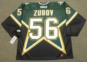 SERGEI ZUBOV Dallas Stars 1999 Away CCM Throwback NHL Hockey Jersey - BACK