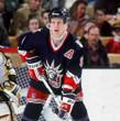 1998 New York Rangers Alternate CCM Throwback ADAM GRAVES Retro hockey jersey - ACTION