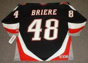 DANIEL BRIERE Buffalo Sabres 2003 CCM Throwback NHL Jersey