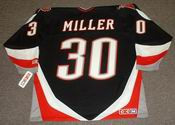RYAN MILLER Buffalo Sabres 2005 CCM Throwback NHL Jersey