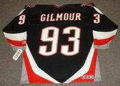 DOUG GILMOUR Buffalo Sabres 1999 Home CCM Throwback NHL Jersey - BACK