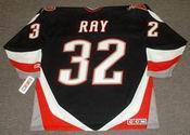ROB RAY Buffalo Sabres 1999 CCM Throwback Away NHL Hockey Jersey