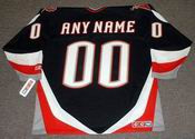 "BUFFALO SABRES 1990's CCM Throwback Away Jersey Customized ""Any Name & Number(s)"""
