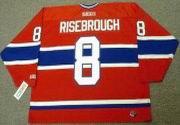 DOUG RISEBROUGH Montreal Canadiens 1979 CCM Throwback Away NHL Hockey Jersey