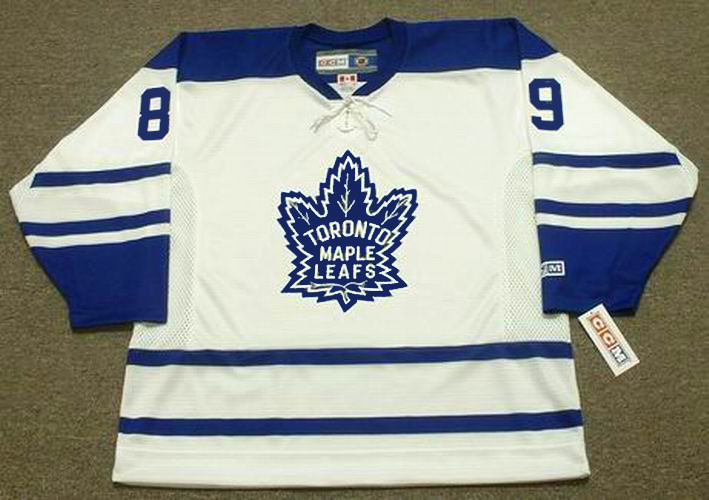 low priced be4de 7298d ALEXANDER MOGILNY Toronto Maple Leafs 2002 CCM Throwback NHL Hockey Jersey