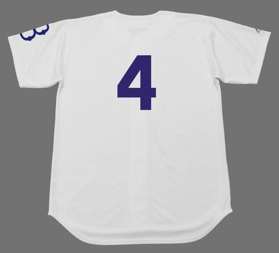 low priced 01edf 3c703 DUKE SNIDER Brooklyn Dodgers Majestic Cooperstown Throwback Baseball Jersey