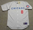 Andre Dawson 1990 Chicago Cubs Majestic MLB Throwback Away Jersey - FRONT